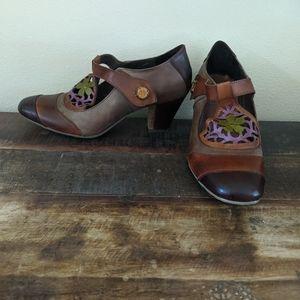 L'Artiste Spring Step Jardin Women's Shoes 9.5-10